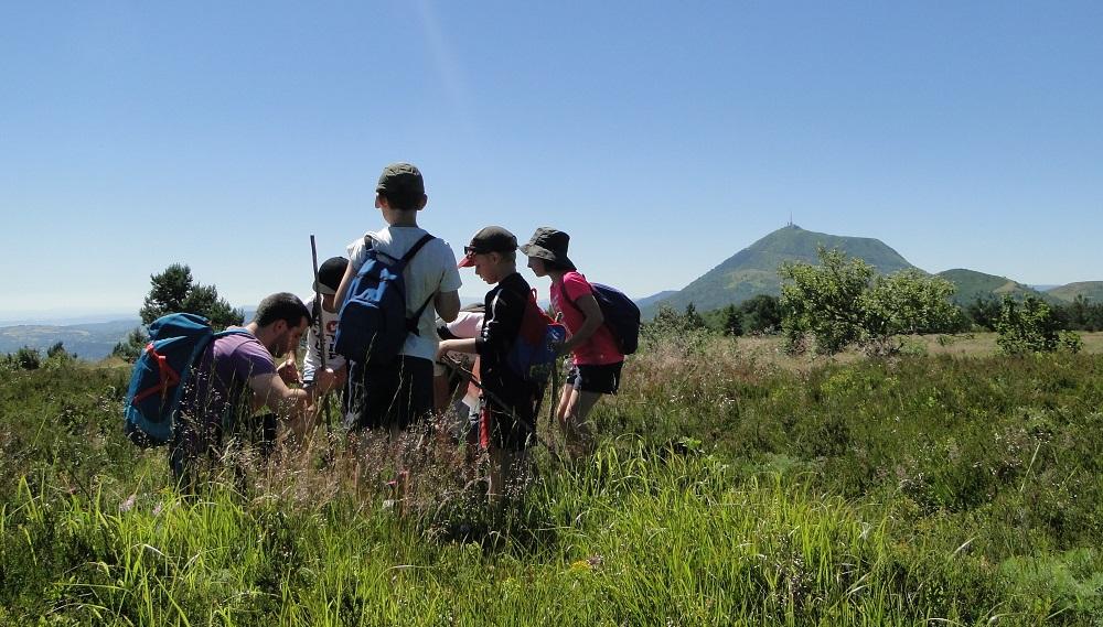 Séjours sport et nature en Auvergne