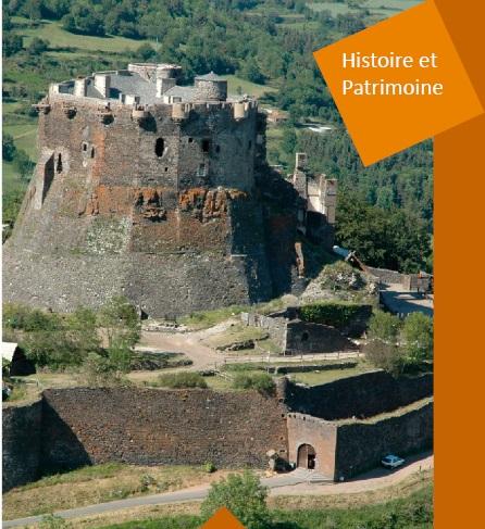 séjours scolaires en Auvergne culture et patrimoine