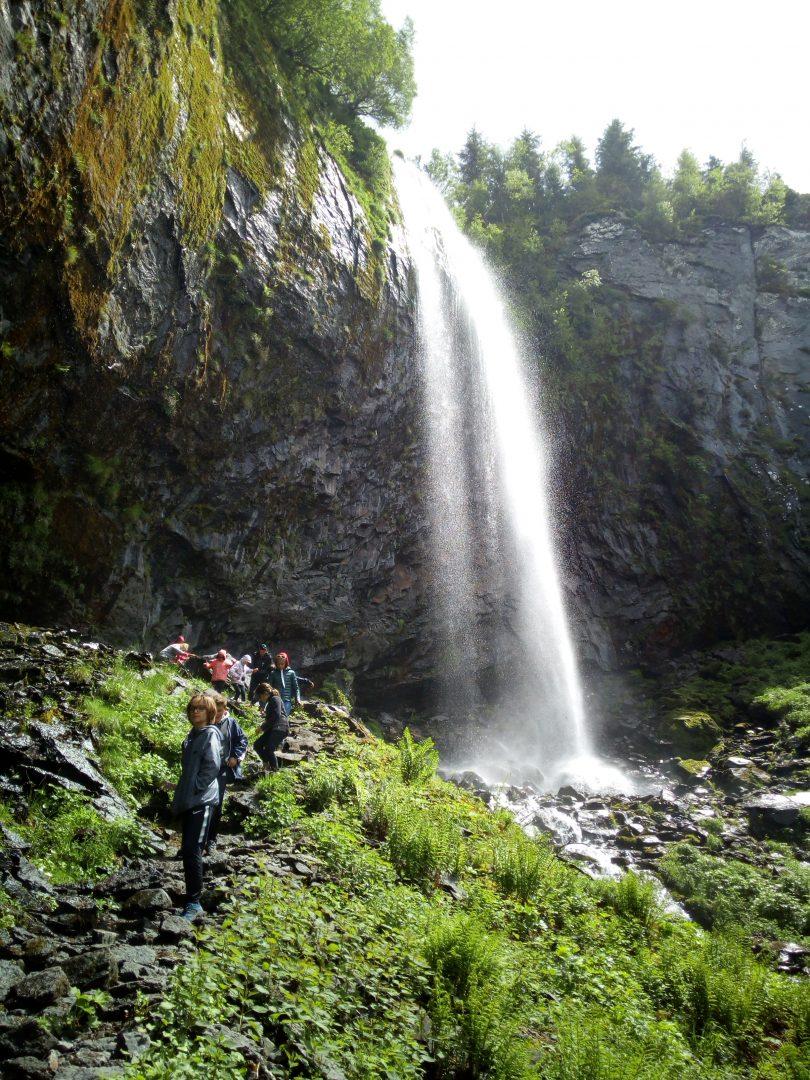 Séjour sport et nature en Auvergne
